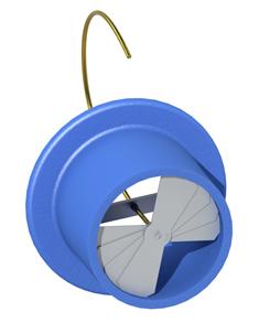 The BlueDuct® Damper