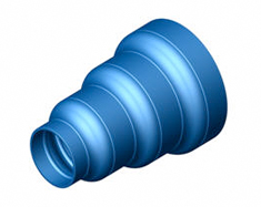 The BlueDuct® Concentric Reducer