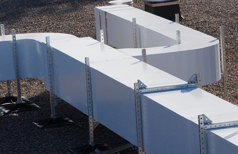 QDuct® - Insulated Outdoor Ductwork
