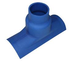 The BlueDuct® Saddle Reducer