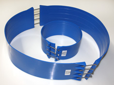 The BlueDuct® Clamps & Gaskets
