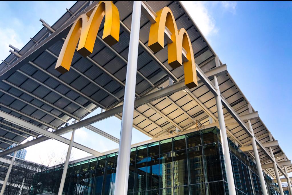 McDonalds Flagship