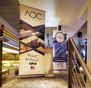 AQC U Proper Duct Design