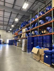 Why Underground Duct AQC Warehouse BlueDuct